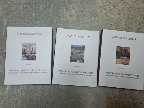 Livros técnicos hotelaria
