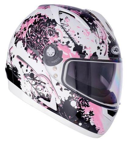 Мотошлем женский,Интегральный шлем Lazer Breva Baroque. Размер S