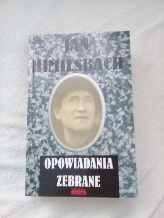 """Jan Himilsbach """"Opowiadania zebrane"""" Warszawa - image 1"""