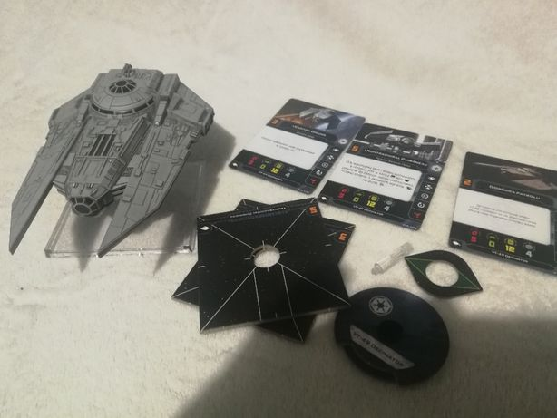 x-wing figurki imperium