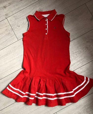 Sukienka Tommy hilfiger 116-122