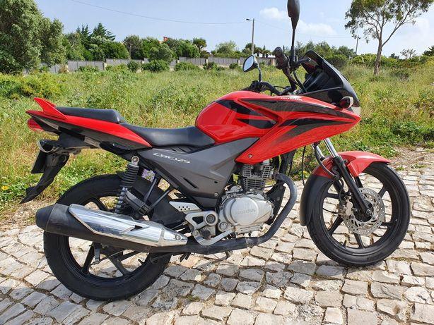 Honda CBF 125 bom estado geral - Negociável