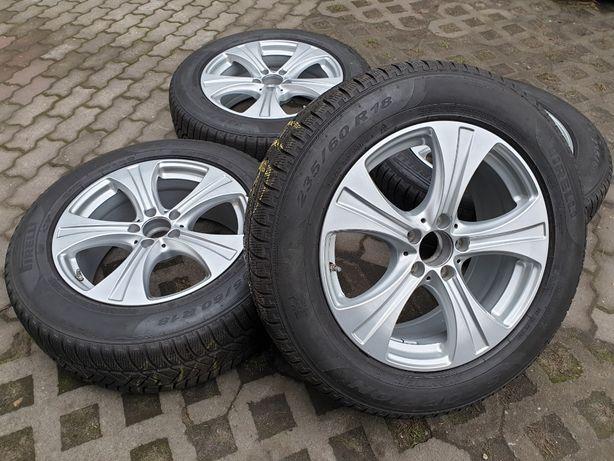 """Koła 18"""" 5x112 Mercedes GLC X253 C253 GLE W167 R ML opony 2017 + TPMS"""