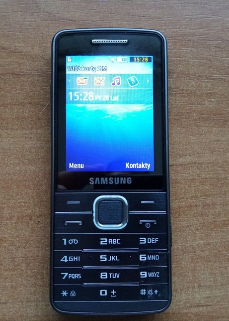 Samsung S5610 na części