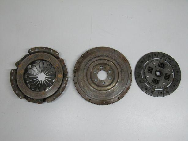 Сцепление диск корзина маховик Гольф2 Джетта2 Бензин 1.3