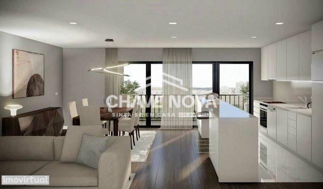 MS - Apartamento T1 Novo - Esmoriz