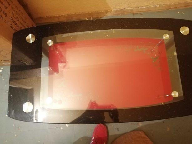 Ława szklana 2 poziomowa