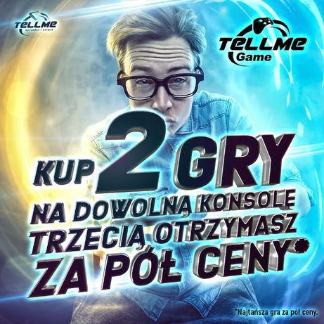 Gry na kosnole Xbox One 360 Playstation PS2 PS3 PS4 Nintendo Switch
