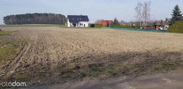 Działka Borowo-Młyn, gmina Pobiedziska
