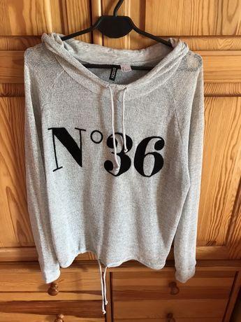 H&M, bluza z kapturem , r.L