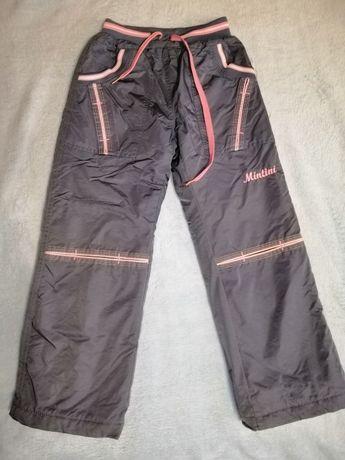 Лыжные штаны утеплённые