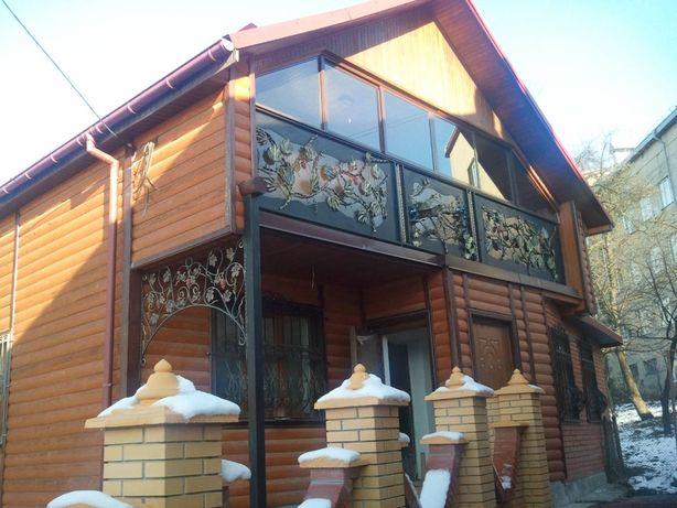 Продається деревяний будинок в місті Дрогобич