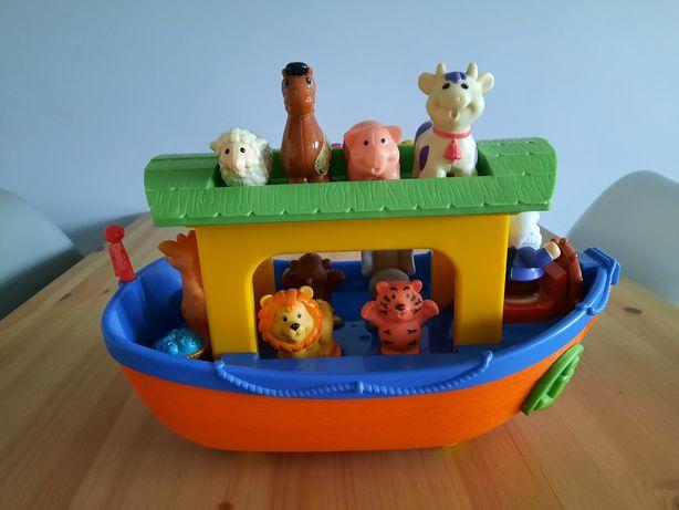Arka Noego wersja z wierszykami