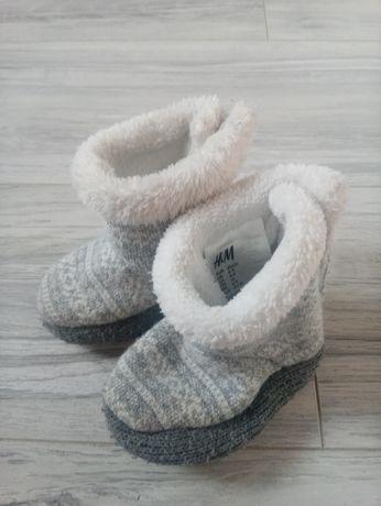 Zimowe niechodki H&M