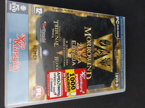 Gra PC Morrowind