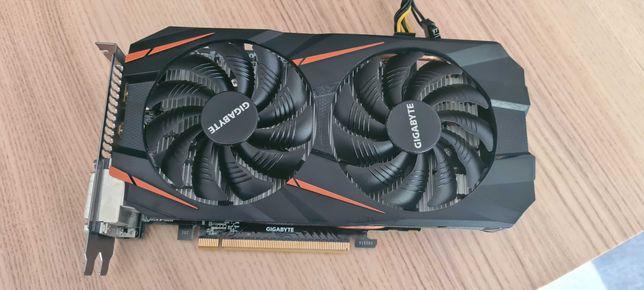 Gigabyte GeForce GTX 1060 WF OC 3GB