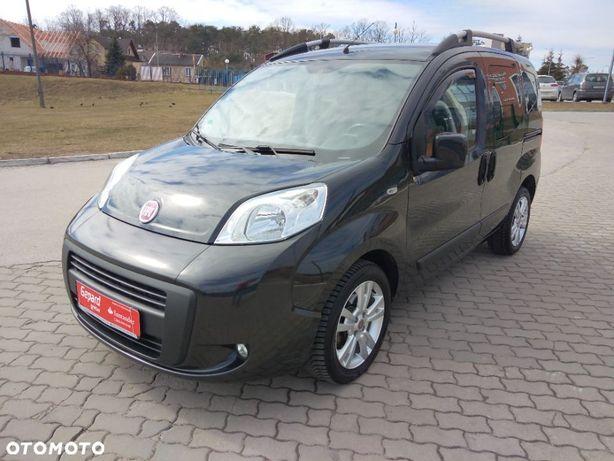 Fiat Qubo Pierwsza Rej. 2014, Gwarancja