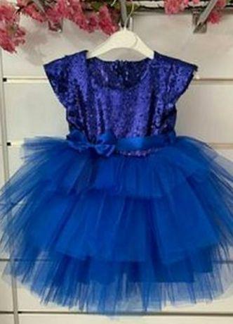 Платье для принцессы 3-4года, костюм сливы