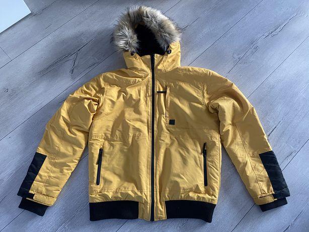 Kurtka męska zimowa, Diverse XL z kapturem