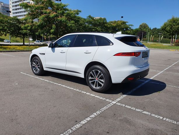 Jaguar F-Pace 20d R-Sport AWD Incontrol