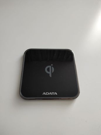 ADATA Ładowarka Indukcyjna 2A 10W Fast Charge - czarna