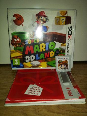 Jogo Nintendo 3DS Super Mario 3D Land
