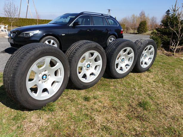 Koła felgi styling 134 BMW z oponami lato 80%