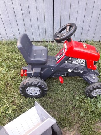 Дитячий трактор