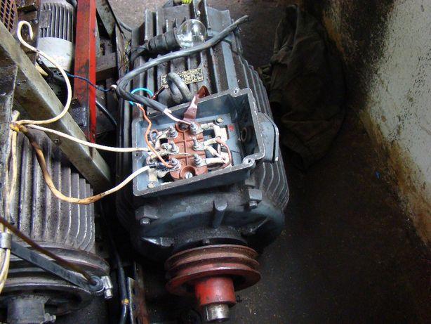 Электродвигатель, Єлектодвигун, 110-220в 5,7кВт