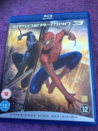 Spider Man 3 blu-ray lektor napisy blue