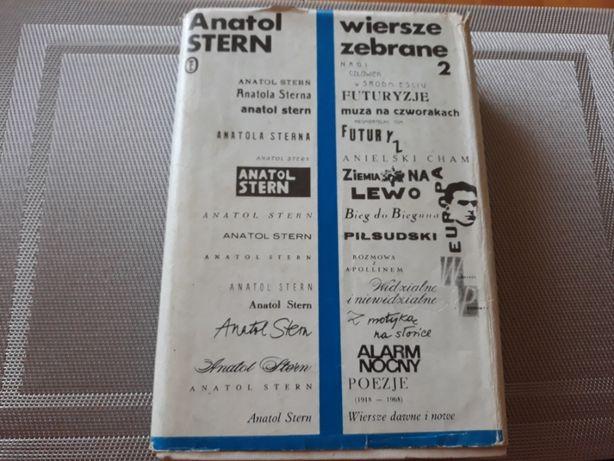 Stern Anatol - wiersze zebrane Tom II