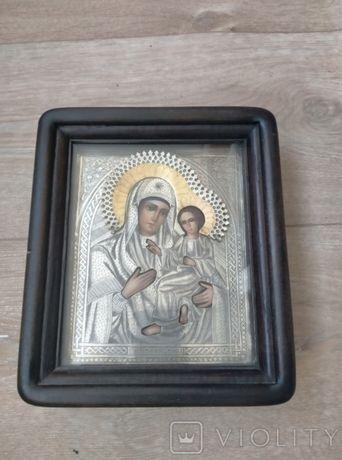 Икона Тихвинская Пр. Богородица