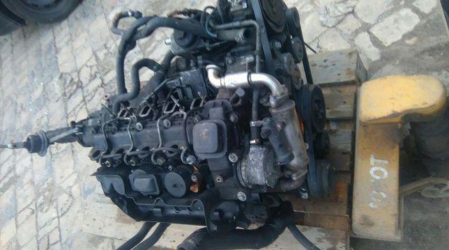 Sprzedam caly silnik na czesci bmw e46 2.0d 136 km