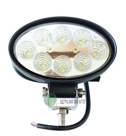 Lampa robocza LED elipsa, Ursus, Zetor, Case, John Deere Koparka, Inne