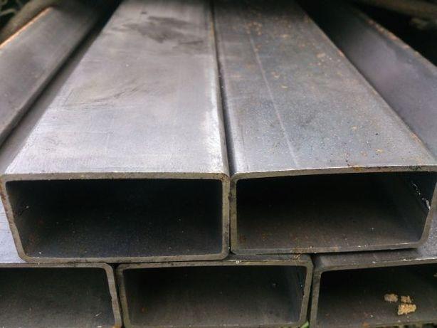 60x30x2mm Profil zamknięty / rura kwadrat / kształtownik L6m