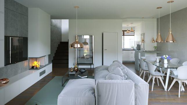 Invest Complex Kalisz mieszkanie 61.62m2 z dużym ogrodem +poddasze