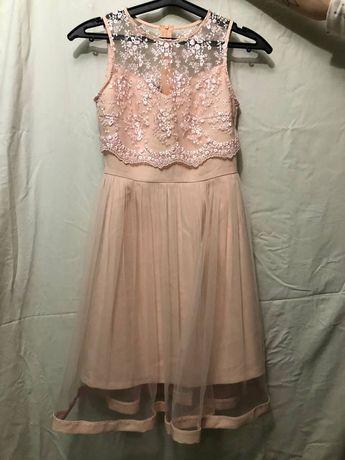 Сукня, випускна, ніжно рожева