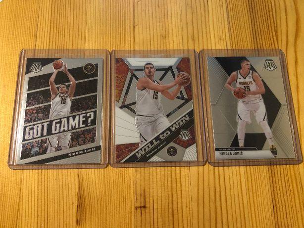 Karty NBA Nikola Jokic Mosaic