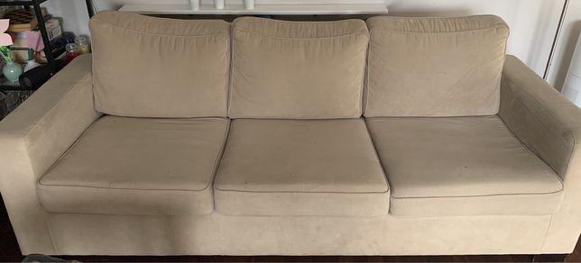Zestaw kanapa i fotel firmy Vox meble