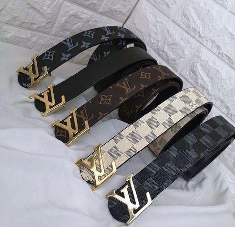 Ремни от Louis Vuitton люкс