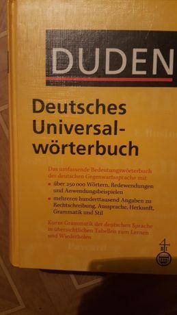 DUDEN - Deutsches Uniwersalworterbuch - Wysyłka