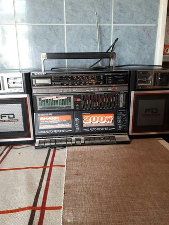 Магнитофон SHARP WF-939Z...