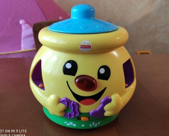 Zabawka edukacyjna kubełek Fisher Price