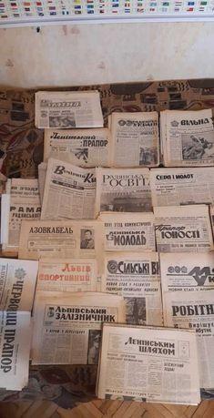 Українські радянські газети