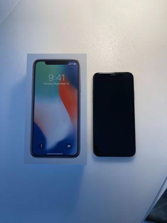 Sprzedam iPhone X 64 GB, Uszkodzony