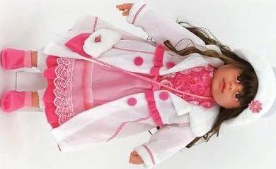Lalka interaktywna,adar,60 cm,mówi po polsku,śpiewa piosenki