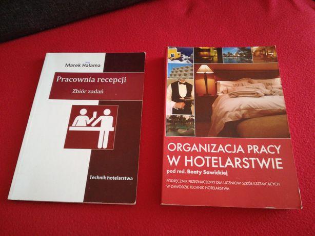 Książki technik hotelarstwa