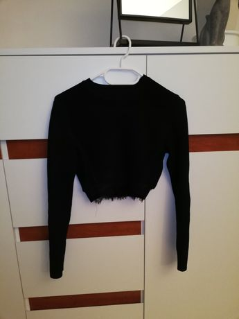 Sweter sweterek Zara knit s