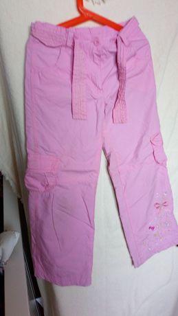 Spodnie, spodnice dla dziewczynki 128 cm