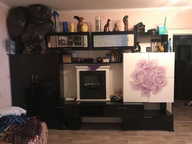 Стенка для гостинной мебель горка